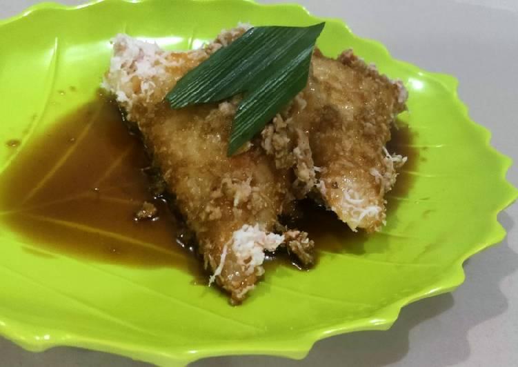 Resep memasak Lupis gula merah lezat