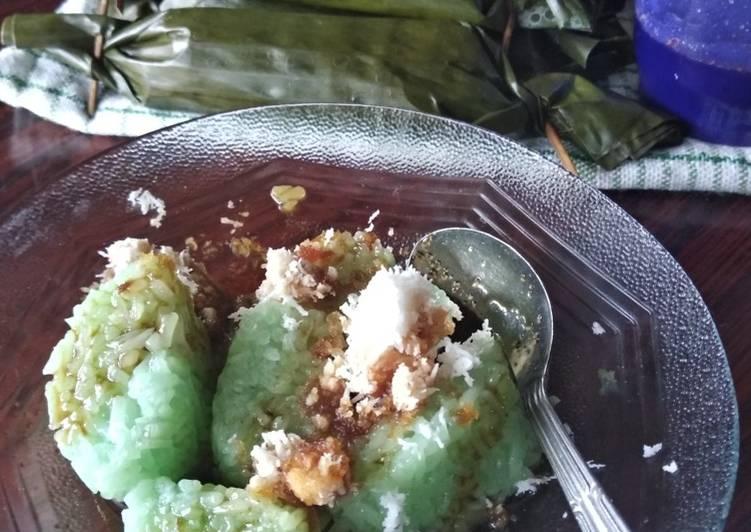 Cara Mudah memasak Lupis yang bikin ketagihan