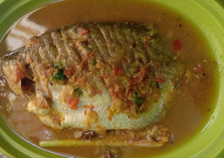 43.Asam Pedas Ikan Tebakang