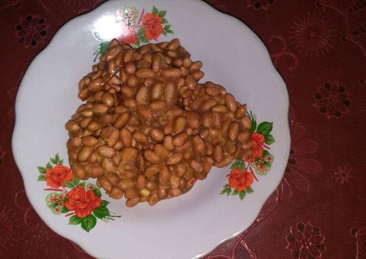 Resep Ampyang Kacang Istimewa Resep Enyak