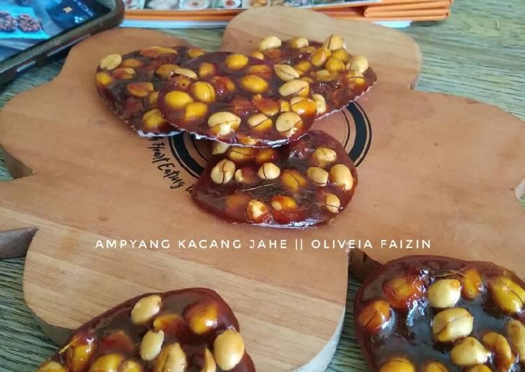 345) Ampyang Kacang Jahe