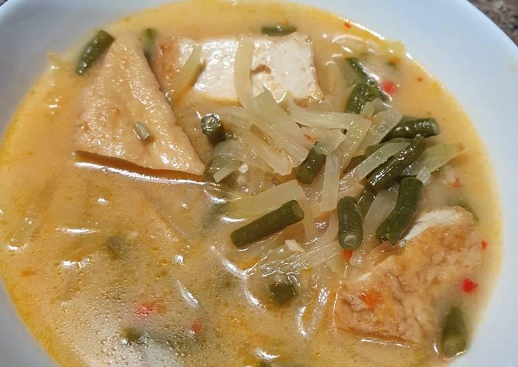 Cara Mudah memasak Sayur labu siam (sayur godog) enak