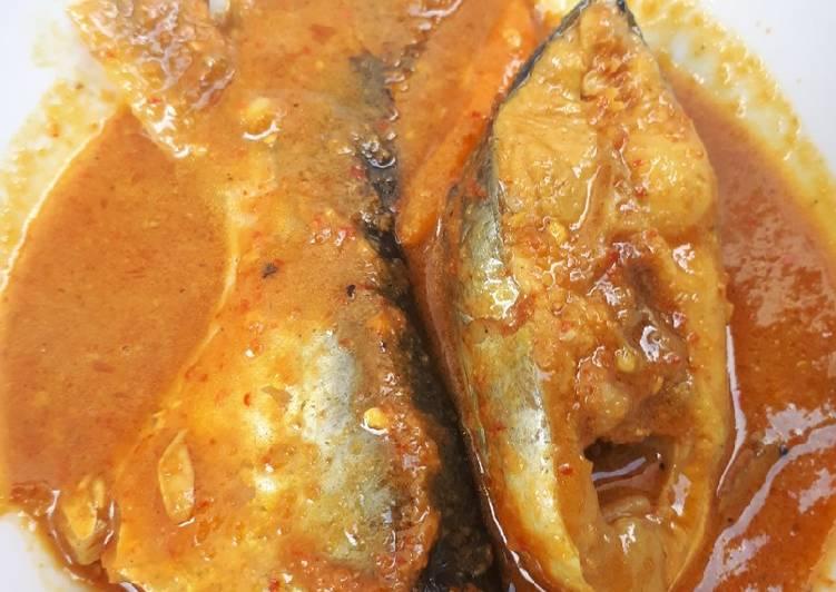 Cara mengolah Ikan patin asam pedas enak