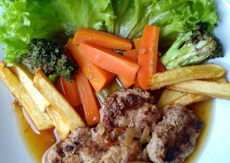 Resep memasak Selat Solo (versi daging giling) yang bikin ketagihan