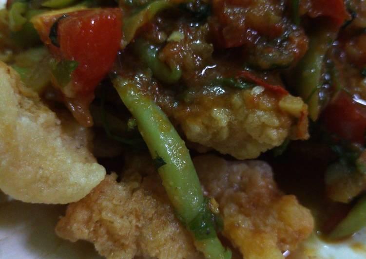 Resep: Resep ikan filet 3 Rasa(pedas, asam, manis) ala resto