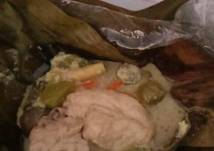 Cara memasak Garang Asem Ayam ala resto