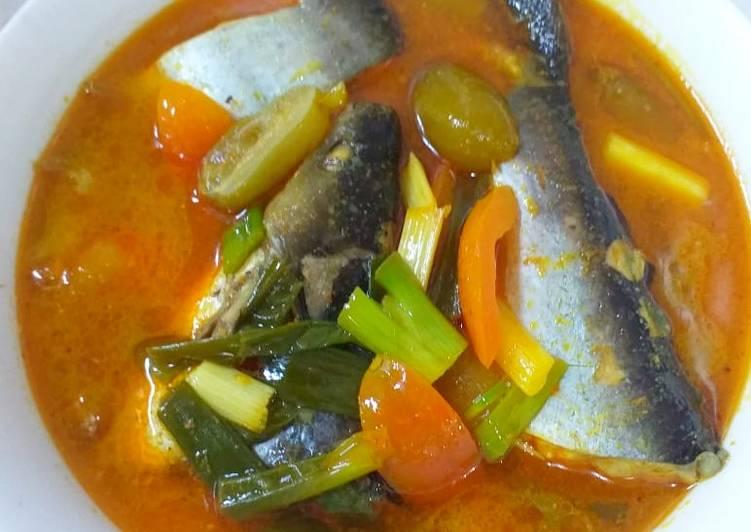 Resep: Garangasem ikan patin yang bikin ketagihan