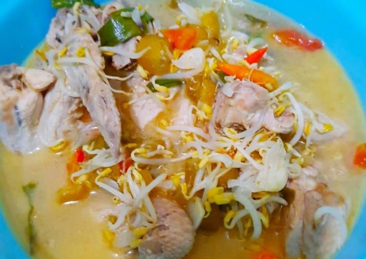Cara Mudah memasak Garang Asem Ayam Segar ala resto