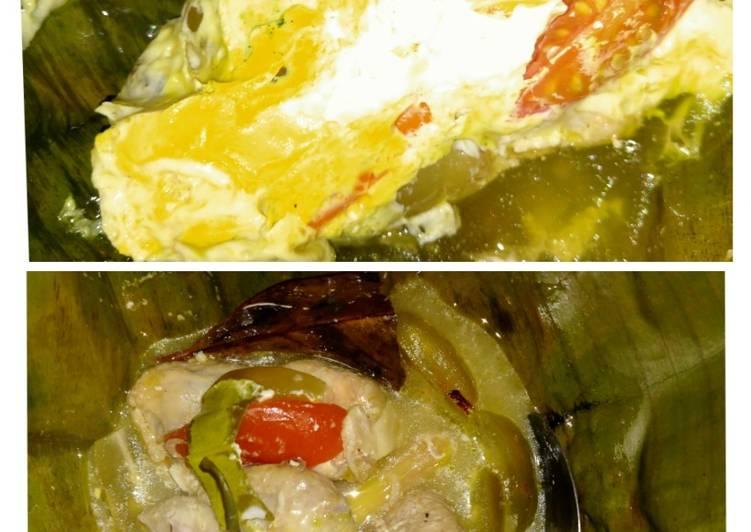 Cara memasak Garang asem sayap ayam(blimbing wuluh) yang menggugah selera