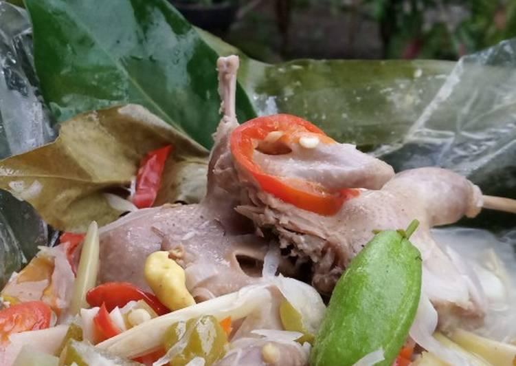 Resep memasak 9. Garang Asem burung puyuh enak