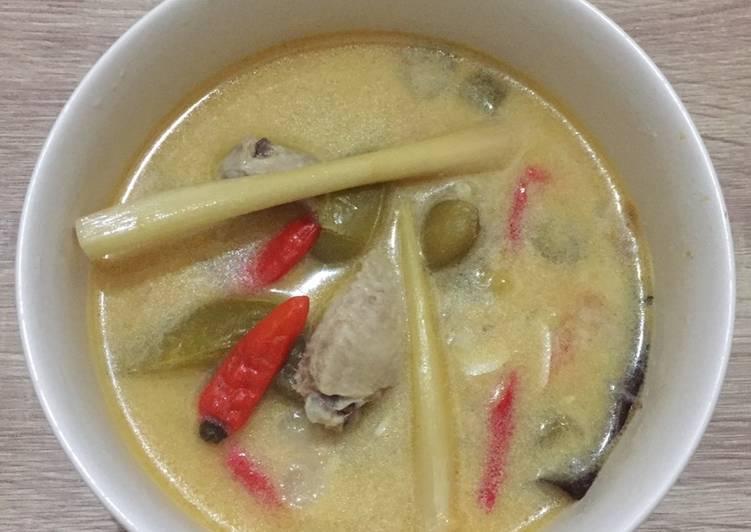 Resep membuat Garang asem solo (tanpa kukus daun pisang) yang menggugah selera
