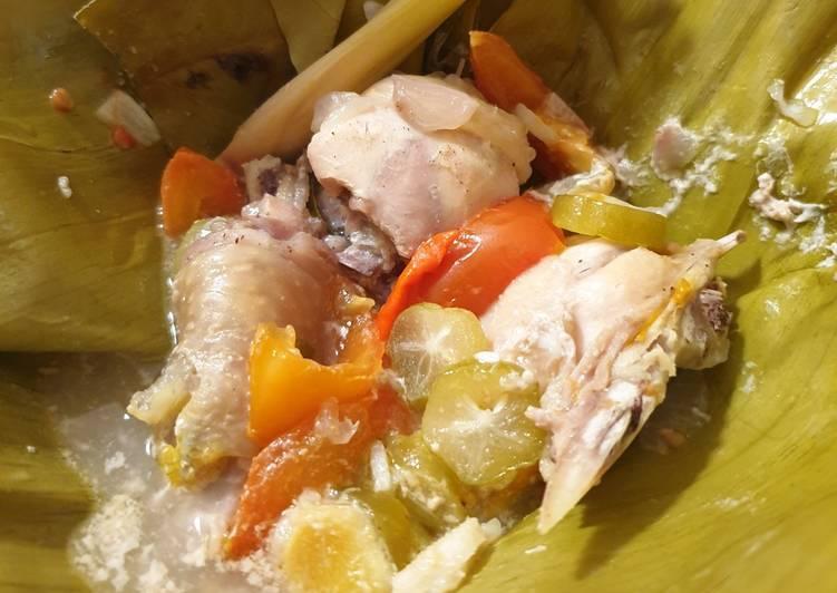 Resep: Garang Asem Ayam Kampung yang bikin ketagihan