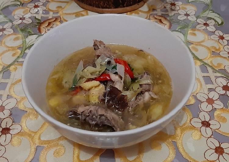 Resep memasak Garang asem ayam enak