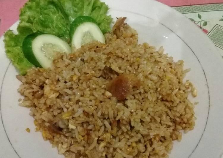 Resep: Nasi Goreng Gule yang bikin ketagihan