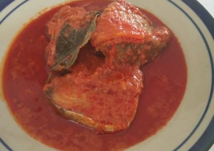 "Resep: Tuna Asam Pedas ""Ala Dapur Mayang yang menggoyang lidah"