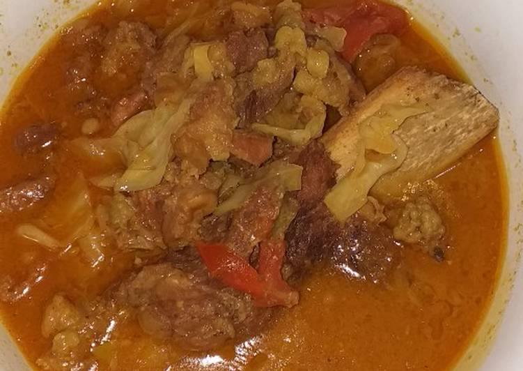 Resep memasak Tengkleng sapi istimewa