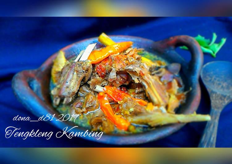 Resep memasak Tengkleng Kambing khas Solo #berburucelemekemas #resolusi2019 istimewa
