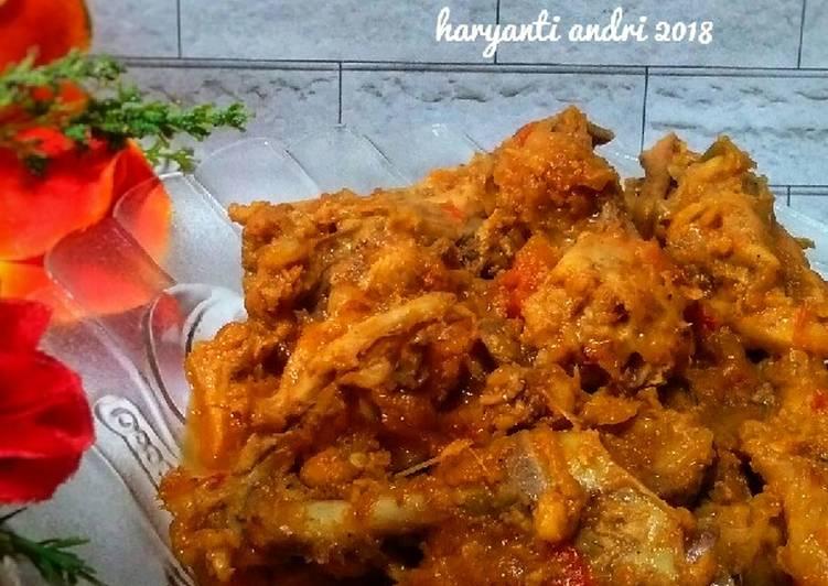 Cara mengolah Tengkleng Ayam yang bikin ketagihan