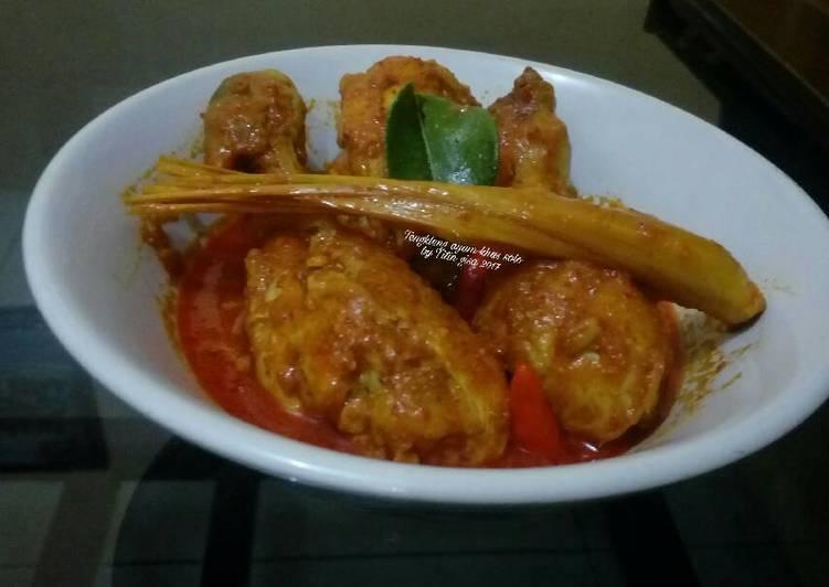 Cara Mudah memasak Tengkleng Ayam khas Solo yang menggugah selera