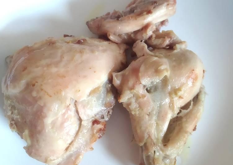 Resep membuat Ayam Pop ala RMP sedap