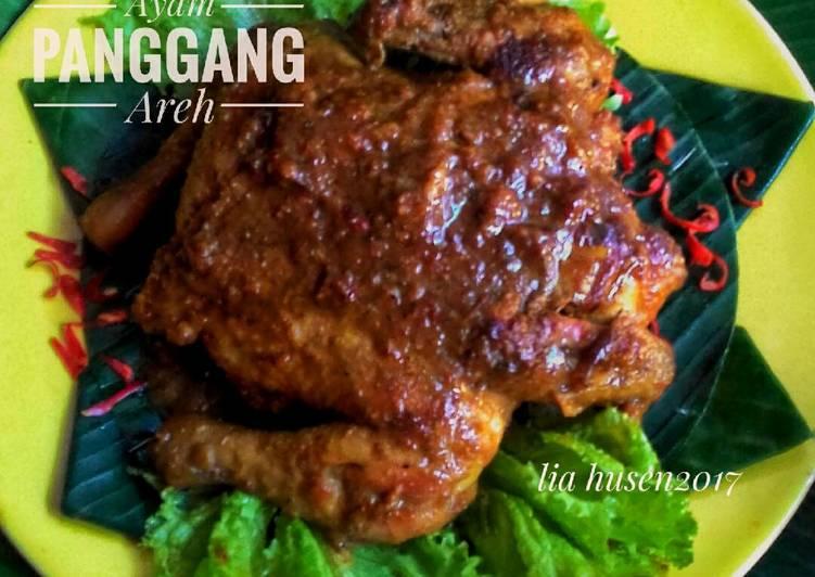 Cara Mudah memasak Ayam Panggang Areh (Klaten)#Berbagi Rahmat:Kue & Sajian lebaran