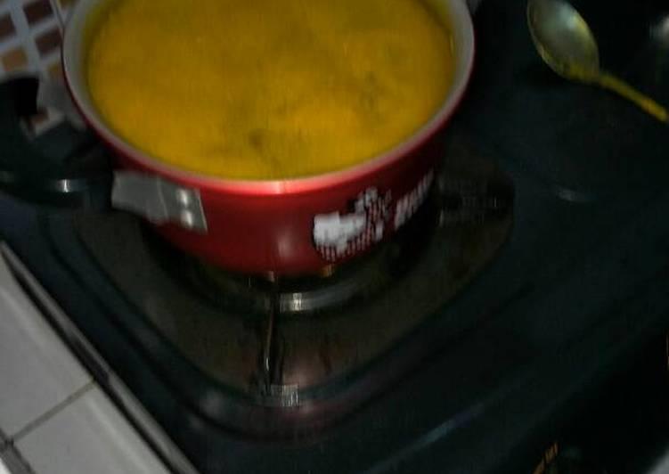 Resep membuat Jamu beras kencur enak