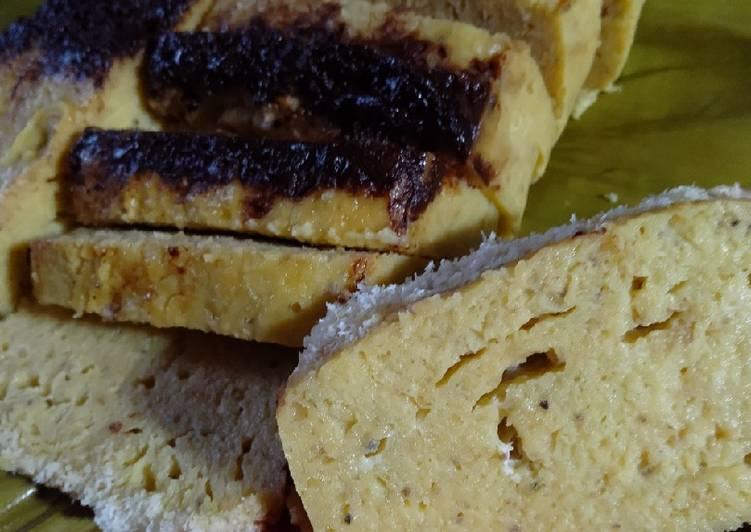 Resep: Barongko / carang gesing tanpa dibungkus daun pisang sedap