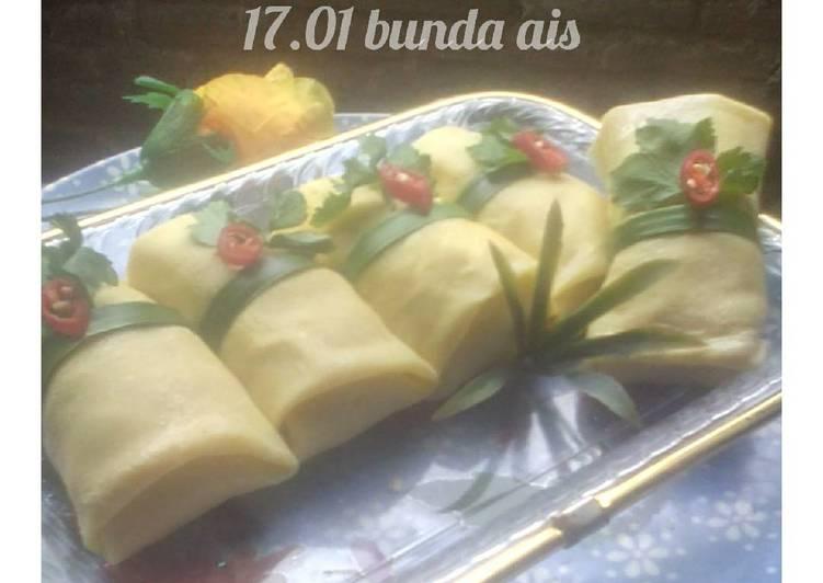 Resep: Semar mendem unyu unyu#Berani baking# lezat