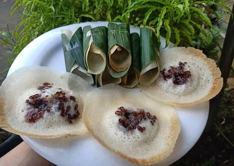 Cara Mudah memasak Serabi ala notosuman enak