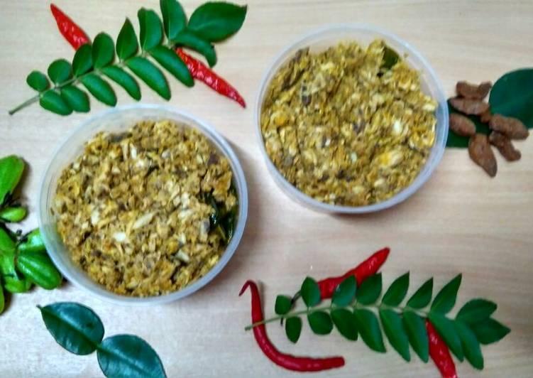 Resep: Tuna Keumamah (khas Aceh) yang menggugah selera