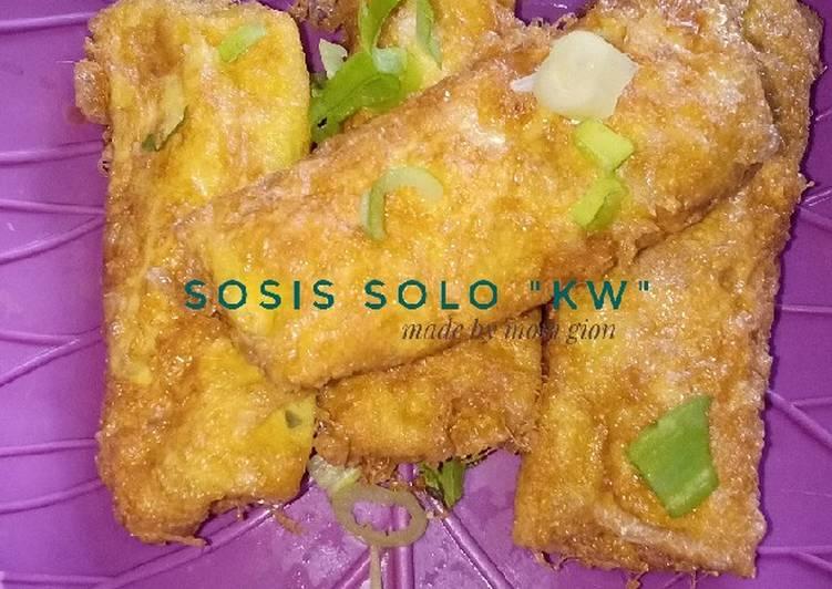 Sosis solo KW (debm)