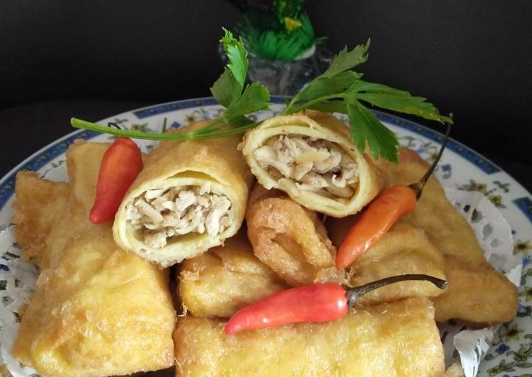 Resep: Sosis solo goreng enak