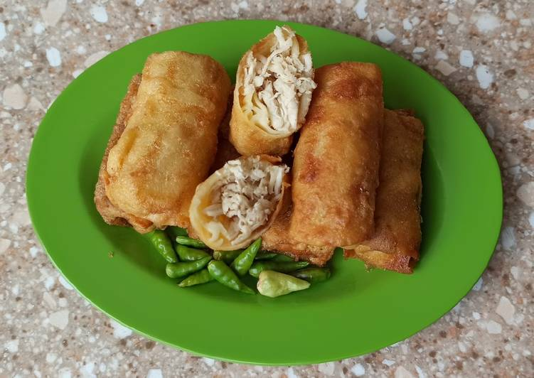 Cara memasak Sosis solo enak