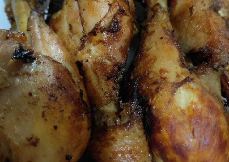 Cara Mudah memasak Ayam pop padang (by Ayam Negri) yang menggugah selera