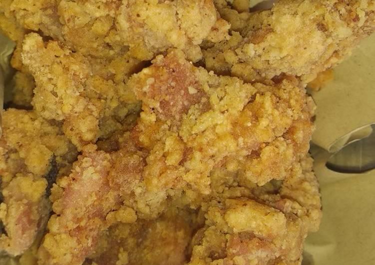 Resep mengolah Spicy Chicken Pop / ayam pop pedas yang menggoyang lidah