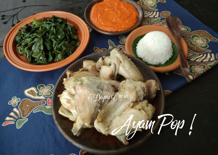 Ayam Pop Padang