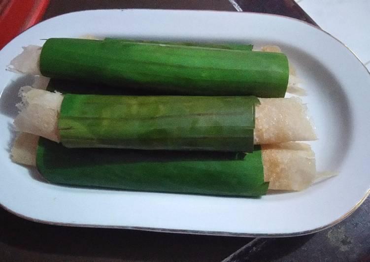 Cara memasak Serabi solo homemade ala resto
