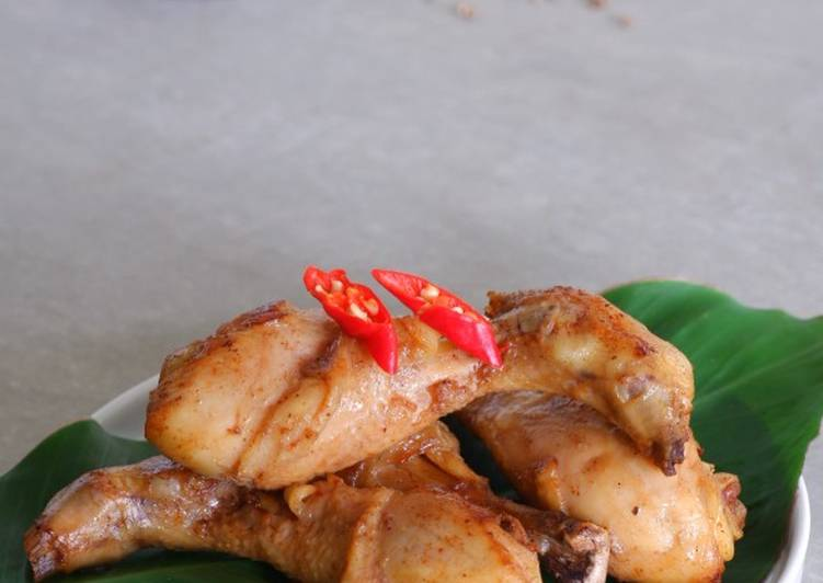Cara membuat Ayam Pop ala WilGoz yang menggugah selera