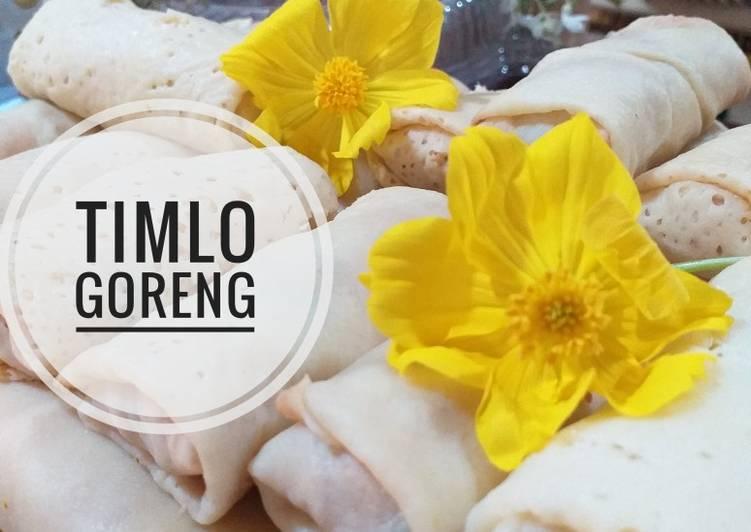 Resep mengolah Timlo goreng yang menggugah selera