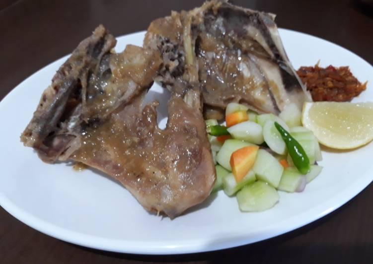 Resep: Ayam Pop ala resto