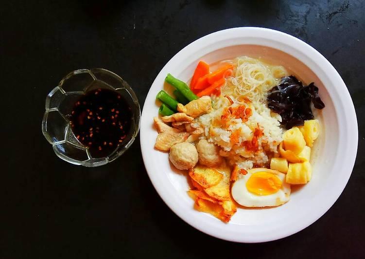 Resep memasak Timlo Kuah Solo ala-ala yang bikin ketagihan
