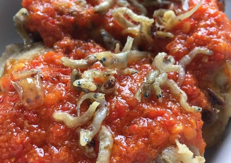 Cara memasak Ayam pop Lado teri yang menggoyang lidah