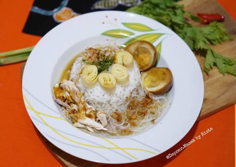 Resep memasak Timlo Solo Resep Asli yang bikin ketagihan