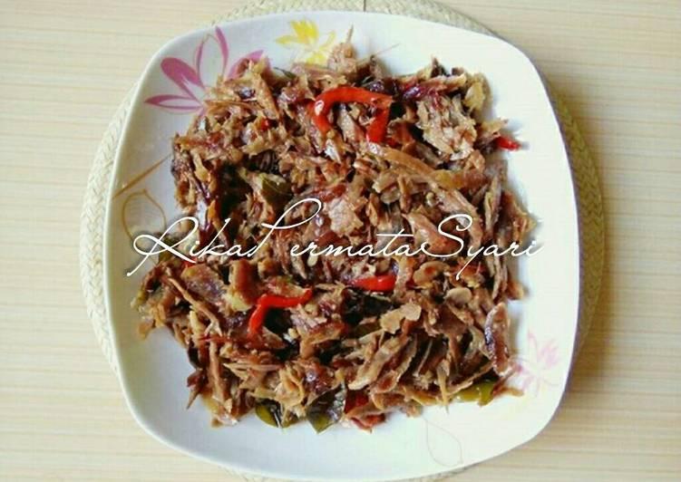 Cara memasak 🐟 Keumamah Ikan Kayu Khas Aceh 🐟 ala resto