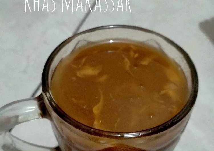 Resep: Sarabba / Wedang jahe khas makassar yang menggugah selera