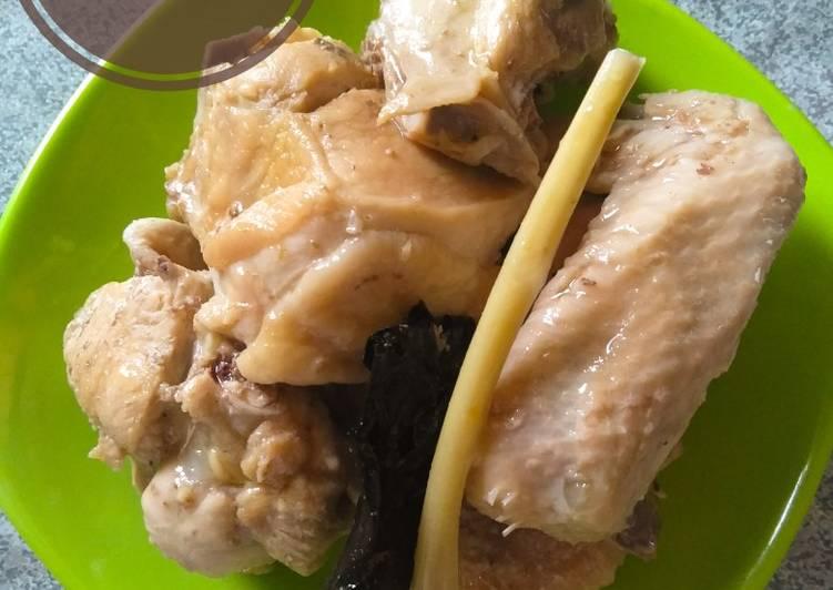 Resep memasak Ayam Pop yang bikin ketagihan
