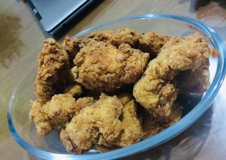 Ayam Pop Crispy