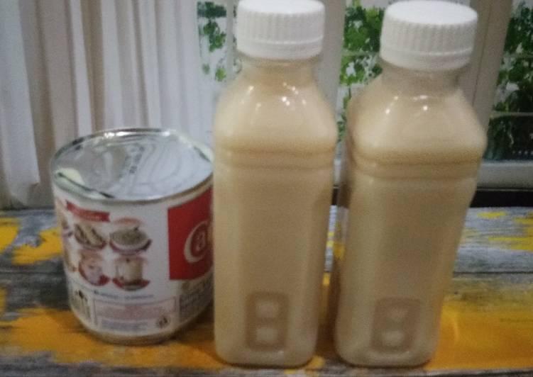 Resep: Wedang Jahe + Susu yang bikin ketagihan
