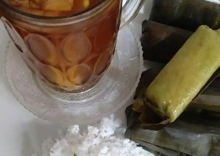 Cara memasak 58. Wedang jahe sereh lezat