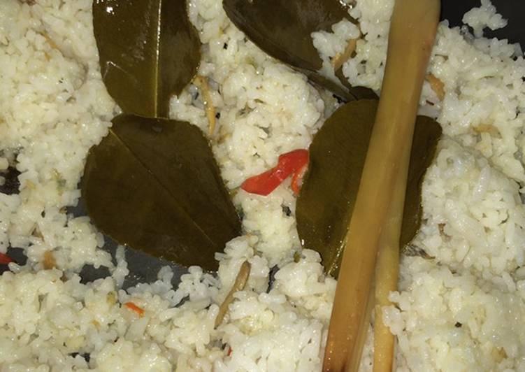 Resep: Nasi Liwet Magicom yang bikin ketagihan